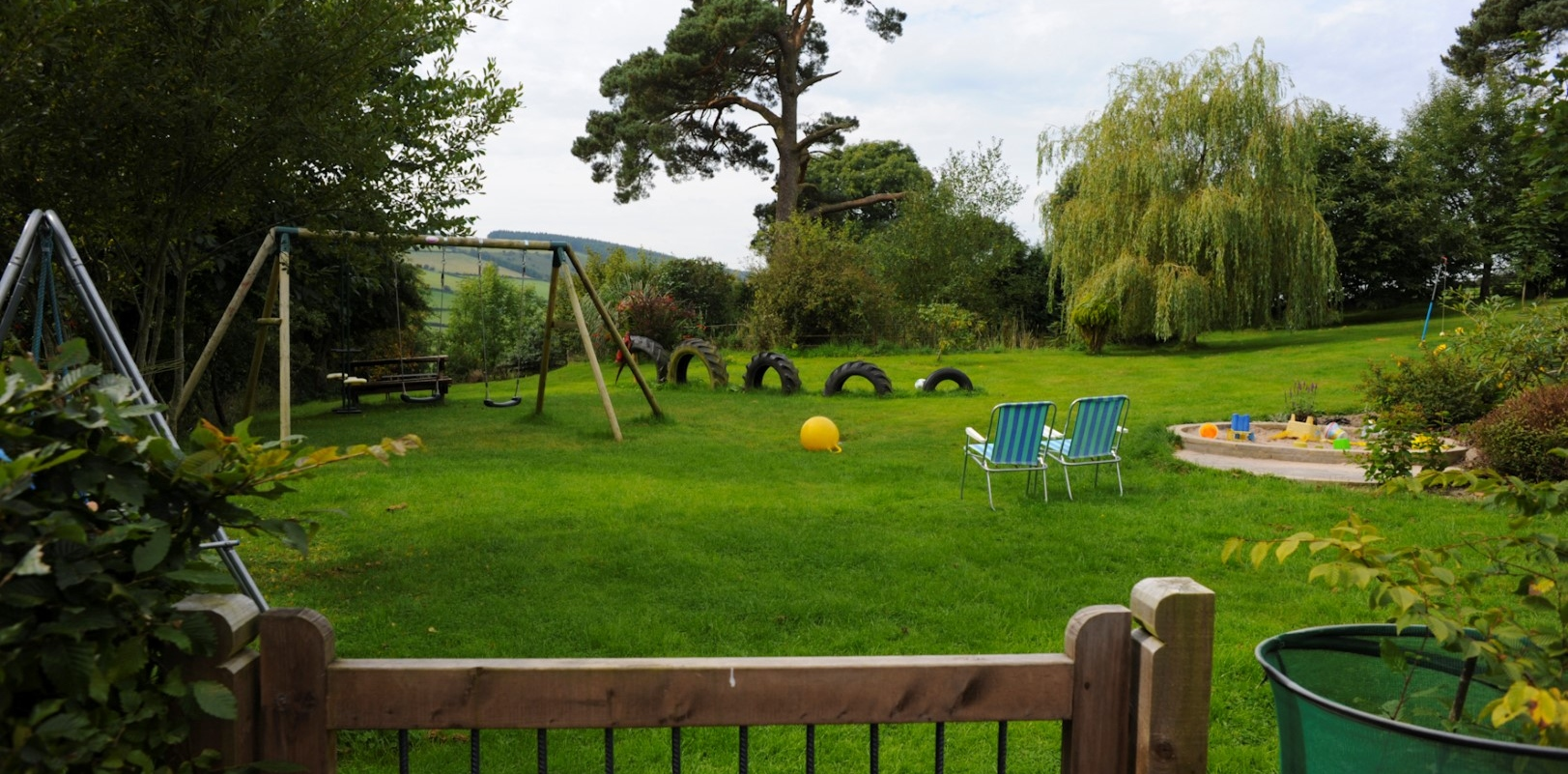 Child Friendly Accommodation in Herefordshire