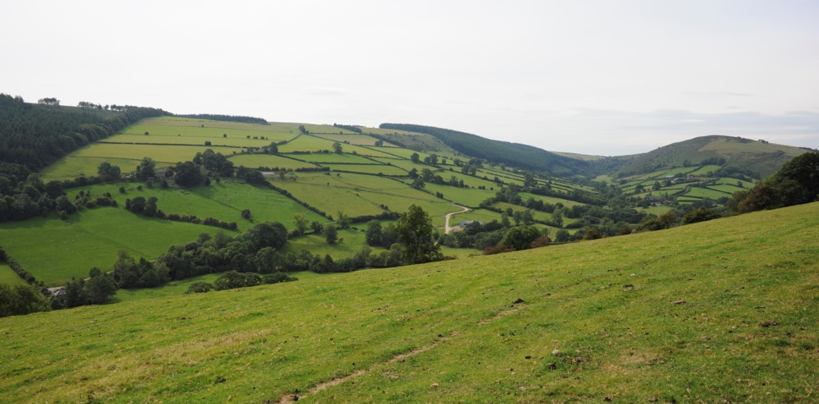 Shropshire, Herefordshire and Mid Wales