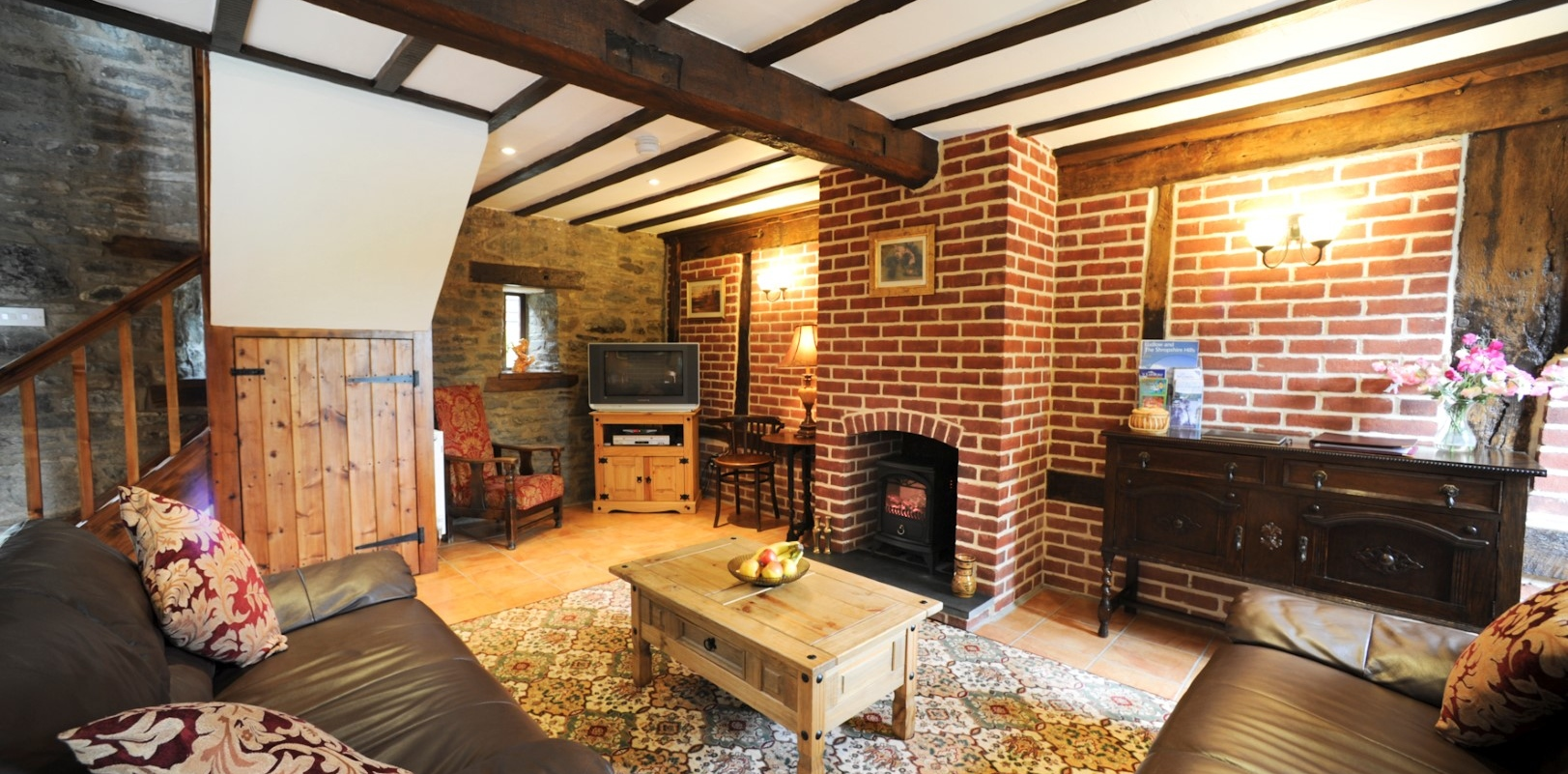 Self Catering Accommodation in Shropshire