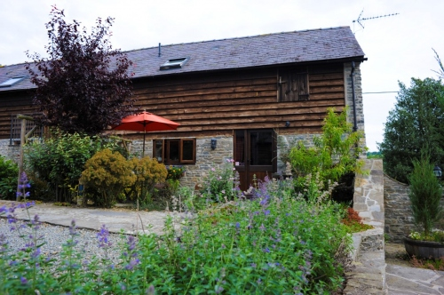 Shropshire Accommodation with Self-Catering at Holiday Barns