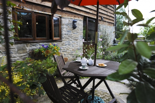 Self-Catering at Shropshire Accommodation near Shropshire Hills and Wales